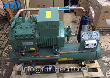 China Water Cooled Bitzer 4FES-5Y Semi Hermetic Compressor Condensing Unit For Cold Room 4FC-5.2Y factory