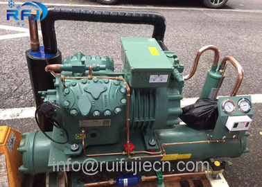 China R404 Refrigeration Condensing Unit / Bitzer 6FE-50Y Water Cooled Condenser Unit distributor