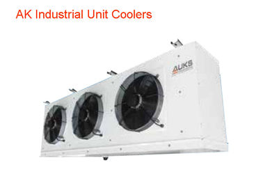 China AUKS AK Industrial unit coolers  H/M Air cooler Refrigeration Evaporator distributor