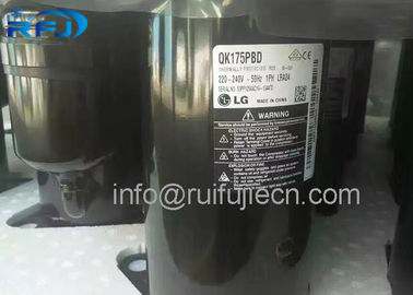 China R22  QK175PBA  Freezer LG AC Rotary Compressor for air conditioner , 10500BTU factory
