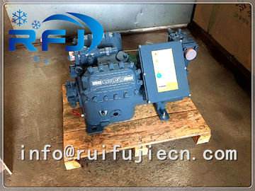 China 4 Cylinders 20HP Copeland Semi Hermetic Refrigeration Compressor D4DA-200X R22 distributor