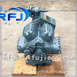 China D8sh-5000 S Type Semi Hermetic Refrigeration Compressor 50HP Piston factory