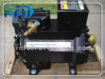 China DKM-100 Semi Hermetic Refrigeration Compressor Medium / Low Evaporating factory