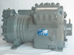 China D4DF-100X 10hp Copeland Semi Hermetic Refrigeration Compressor 4 Cylinder Counts factory