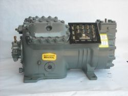 China 40HP Semi Hermetic Refrigeration Compressor D6DJ-4000-AWM/D For Copeland Chiller factory