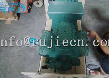 China 25hp Bitzer Seimi Hermetic Compressor 6JE-25 Refrigeration Parts For Clod Room factory