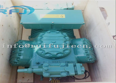 China 20HP Bitzer Piston Compressor AC Power Source 4NES-20Y New Valve Plate Design factory