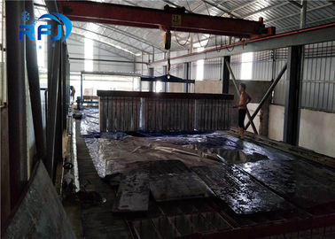 China Snowell Industrial Flake Ice Machine1 To 30 Tons 1.5~2.2mm Thickness For Fish distributor