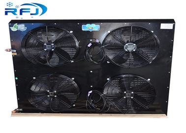 China Refrigeration Air Cooled Condenser FNH-6.0 7000m3/h Air Volume Cold Room Applicable factory