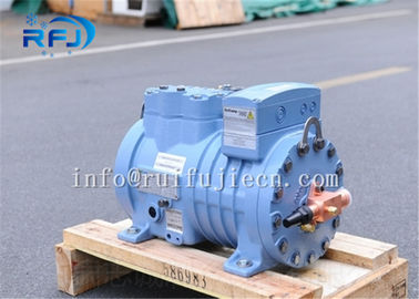 China Air Cooled Chiller Refcomp Screw Compressor , SRC-S-163-ZL Screw Type Compressor distributor