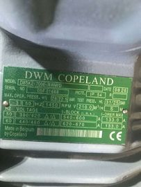 China Gray Color Copeland Compressor Semi Hermetic 70HP D8SK2-7000-AWM/D For Refrigeration Parts factory