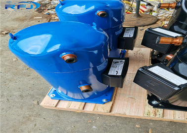 China Air Condition Hermetic Scroll Compressor New Condition SZ148T4VC For HVAC Parts factory