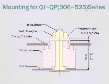 QP Series Copeland Inverter Scroll Compressor QP325PBA for Refrigeration system