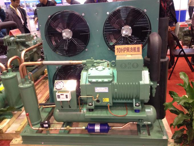 10hp Bitzer Refrigeration Condensing Units for chiller room 4VES-10 R22