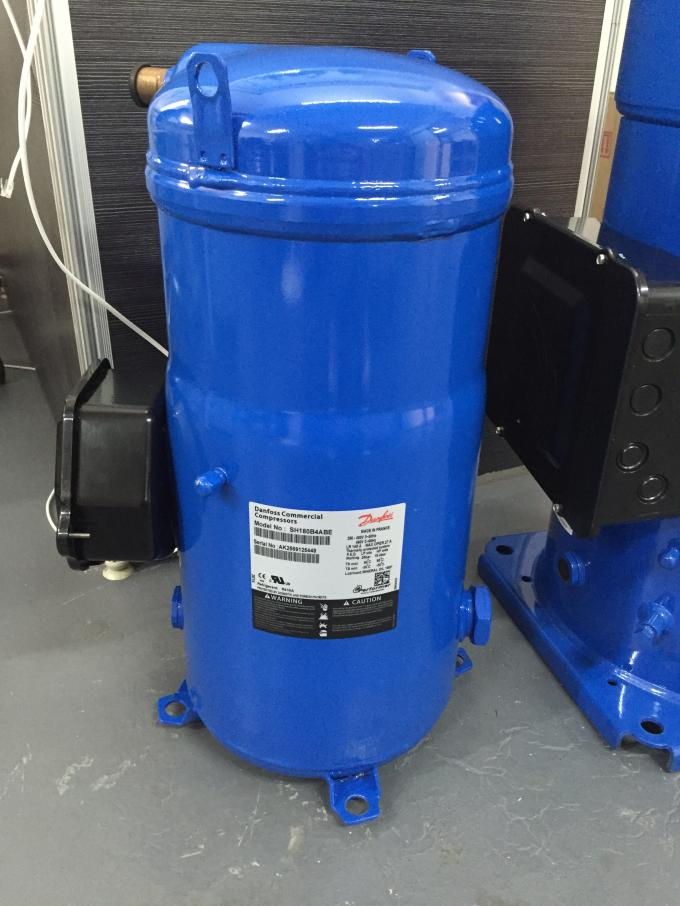 Performer Scroll Compressor R410 400V/3/50HZ SH161A4ALB for Air Conditioning