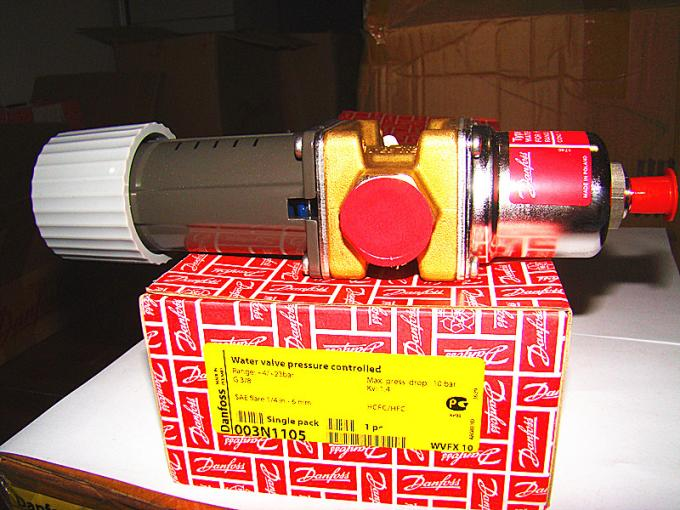 Pressure Controlled Water  Valve WVFX Series to Test water flow WVFX10 WVFX15 WVFX20