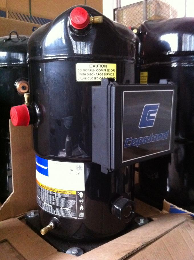 Copeland ZF Series Refrigeration scroll compressor model ZF34KQE-TFD-551