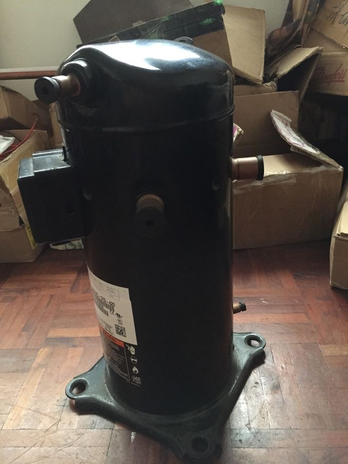 60HZ 3 Phase Hermetic Refrigeration And Scroll Type Copeland Compressor ZR250KCE-Tw5-522