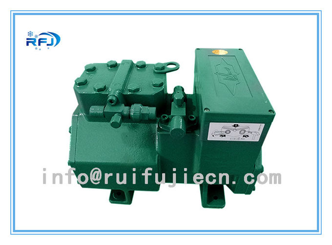 Green electric 9HP 4CC-9.2 Bitzer Piston Compressor used for cold room