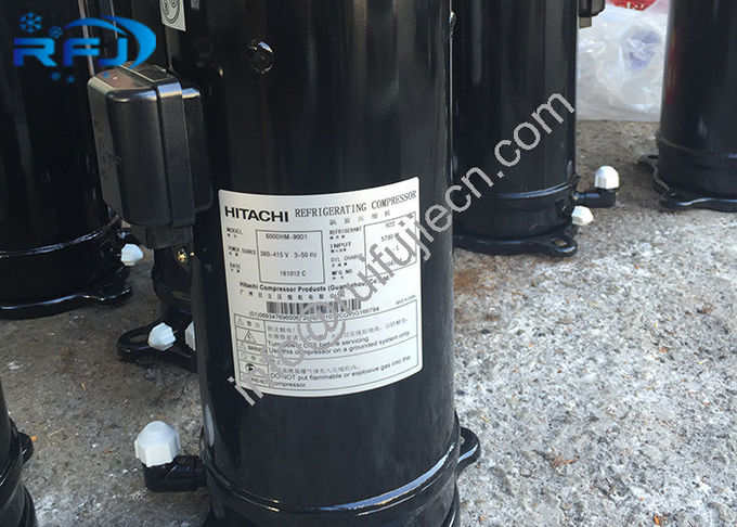 603DH-95C2 hitachi refrigeration compressor , electric ac scroll compressor