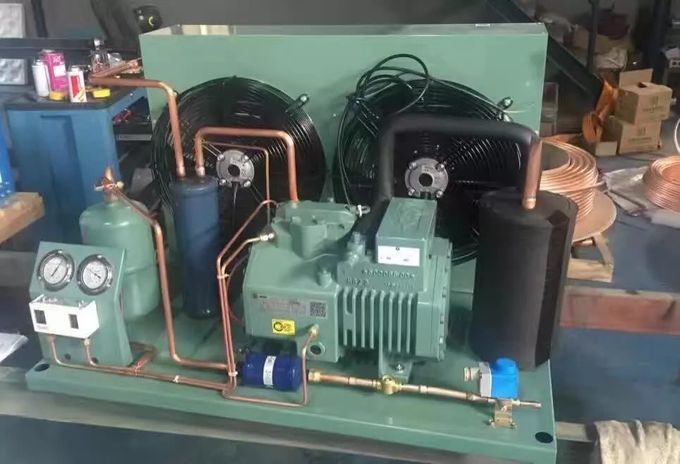 Refrigeration Condensing Units For Commercial Refrigeration Freezer Cold Room
