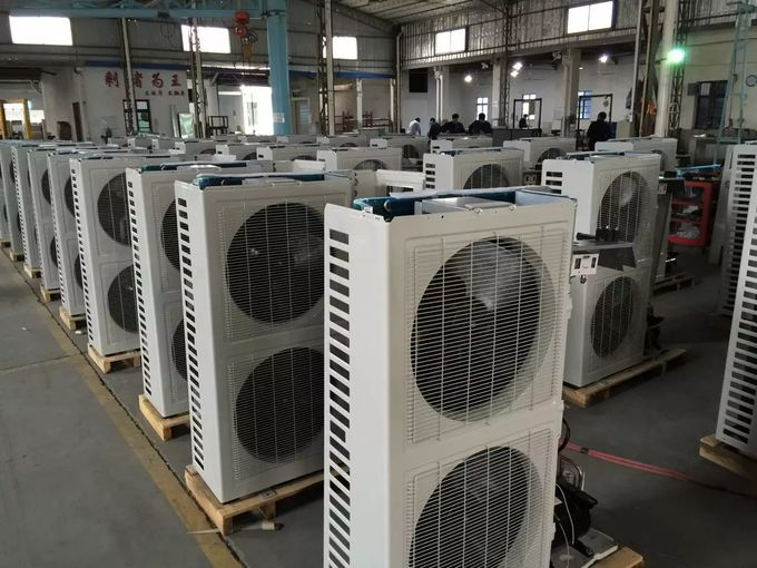 BOX Type Condensing Unit Refrigeration ZB15KQ/ZB15KQE  Widely used in refrigeration equipment and food display cabinets