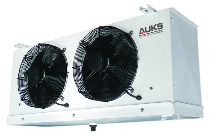AUKS Small and medium unit coolers Refrigeration Evaporator for cold storage , AC 380V / 400 V 50/60hz