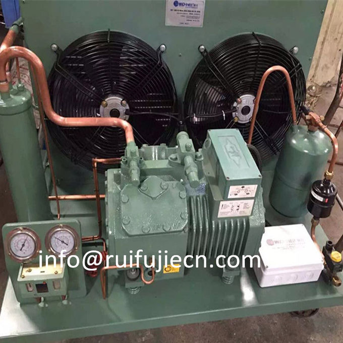 Unit-SPB06KL Bitzer Air Cooled Condenser Compressor Condensing for Model 4CES-6Y