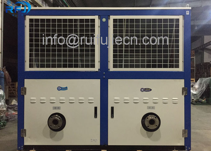 R404a Air Cooled Condensing Unit For Cold Storage With Bitzer Compressor 4EES-6Y 4TES-12Y 6HE35Y
