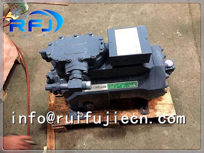 R404a 5hp Semi Hermetic Refrigeration Compressor for water cooler unit D2DB-50X