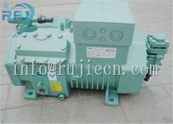 Cold Room Bitzer Piston Compressor Semi Hermetic 2JES-07Y 2JC-07.2Y For Refrigerator Condenser