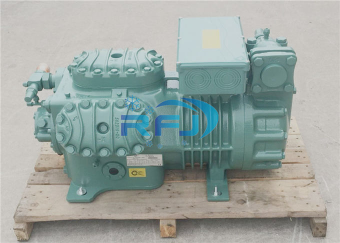 4FE-25Y Bitzer Refrigeration Compressor 25HP AC Power Source High Efficiency Profile