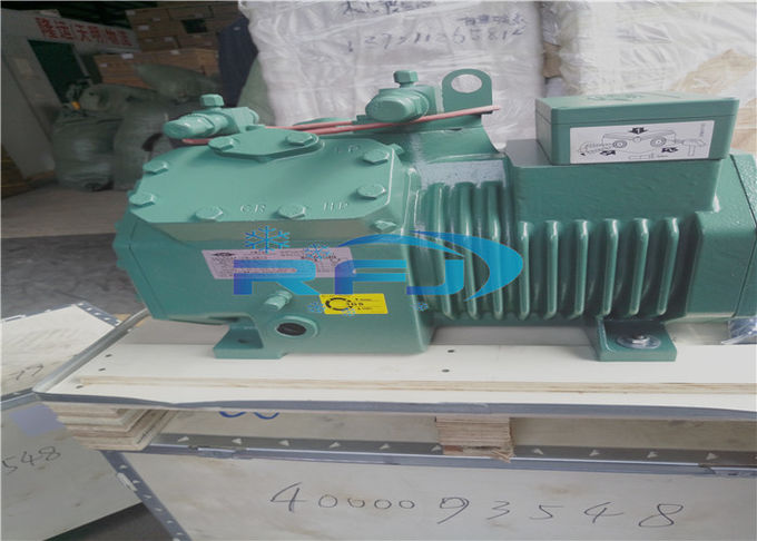 CE Approval Bitzer Piston Compressor 25hp Manual 6HE-25Y R134a Refrigeration