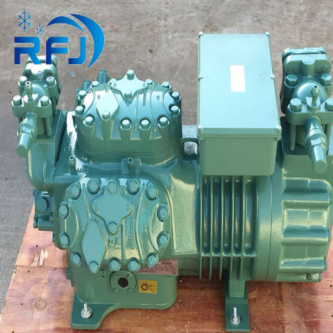 CE 20hp Bitzer Piston Compressor 3HP Phase 4.5dm3 Oil Charge 4GE-20.2Y Long Lifespan 4GE-23Y