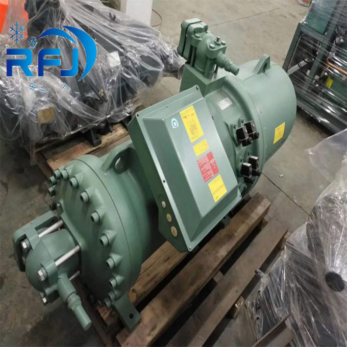22HP Bitzer Chiller Compressor 6JE-25Y 6J-22.2Y Smooth Running For Air Conditioning