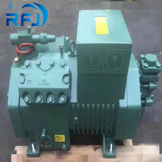Refrigeration Bitzer Reciprocating Compressor 4NES-14Y 4NCS-12.2Y 6 Cylinders