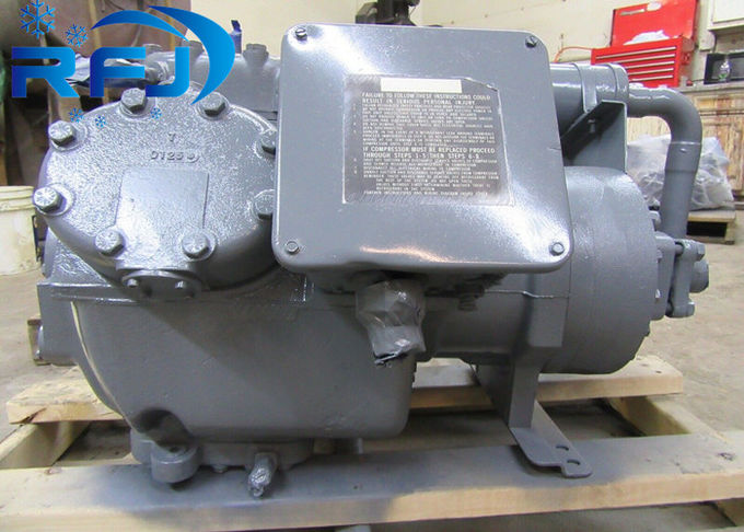 15hp Horse Power Carlyle Compressor Semi - Hermetic Model 06EM150 CE Approval